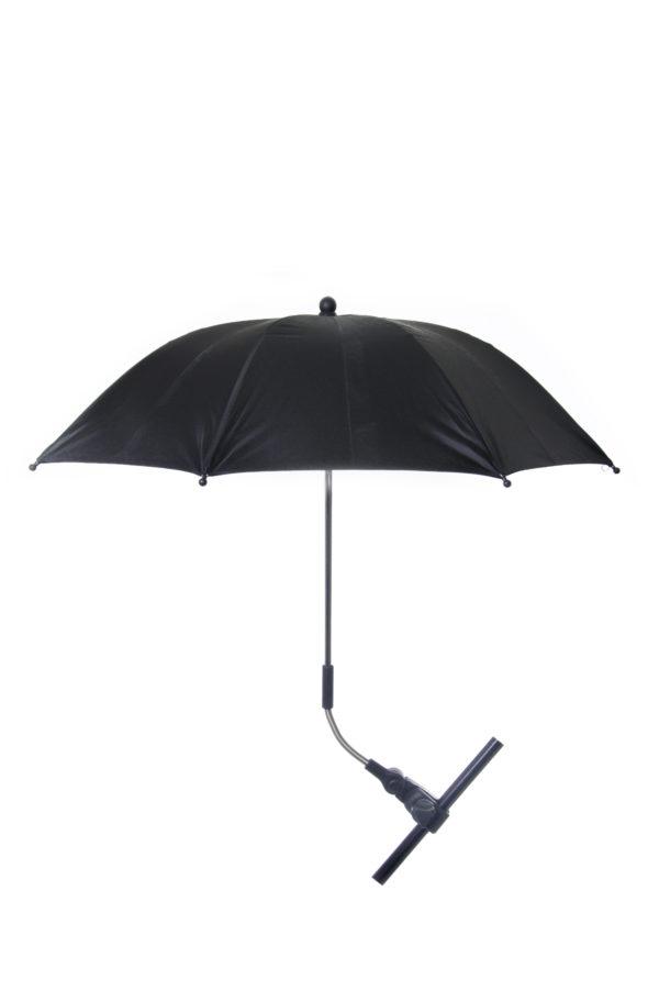 The Umbrella Man - Baby Umbrella - Black 1