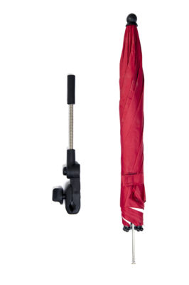 The Umbrella Man - Baby Umbrella - Red 2