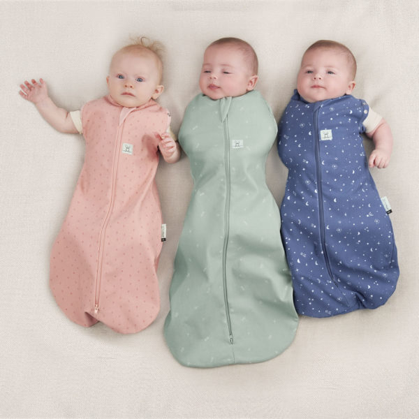 Star Sweepers - Ergo Pouch - Cocoon Swaddle