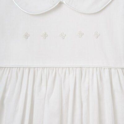Sugardots - Elegant Baby Christening Gown 4