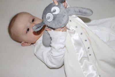 Ewan Baa Baa Blankie - Baby Comforter 3