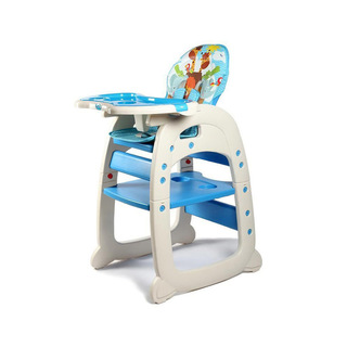 Mamakids - 2-in-1 Blue Safari - MAK00310-1
