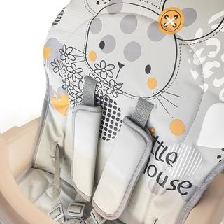 Mamakids - 2-in-1 Grey Mouse - MAK00370-5