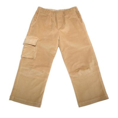 Myang - Pants (Boys) - Camel Corduroy - 1 M0366