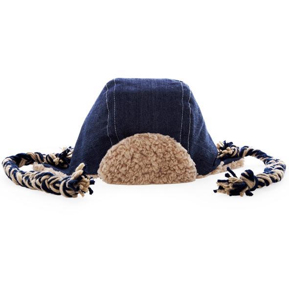 Myang - Winter Aviator Hat (Unisex) - Denim Aviator 1 - M0113