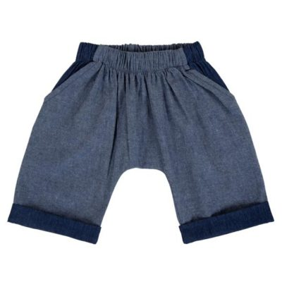 Pants (Boys) - Denim 1 - M0345