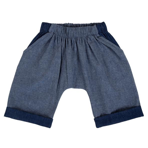 Pants (Boys) - Denim 1 - M0345