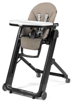 Peg Perego - Siesta Follow Me High Chair Ginger Grey