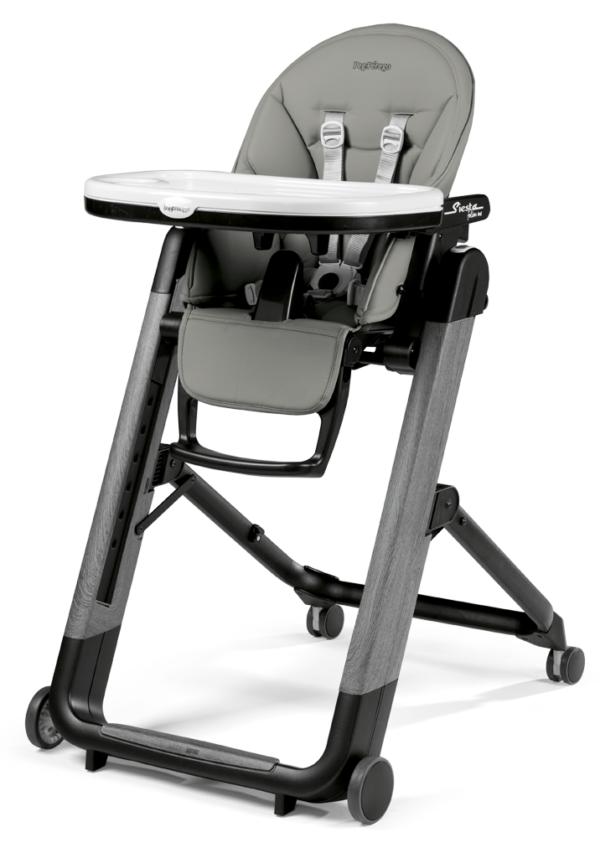 Peg Perego - Siesta Follow Me High Chair Ambiance Grey