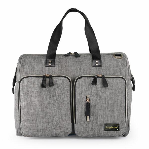 Snuggletime - Cambridge Classic Nappy Bag 2