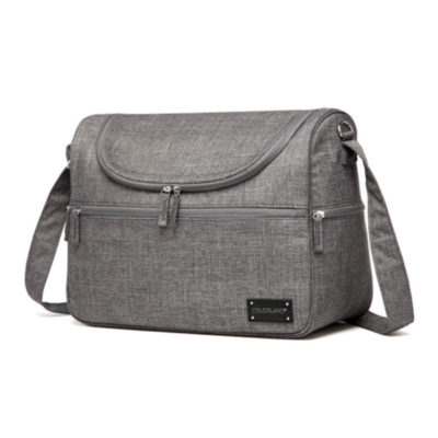 Snuggletime Nappy Bag - Classic Grey 3