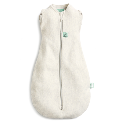 Star Sweepers - Ergo Pouch - Cocoon Swaddle - Grey Marle 1
