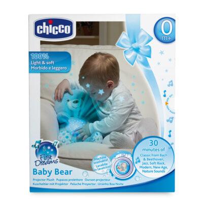 BABYCH01007 Chicco First Dreams Baby Bear – Boy 2
