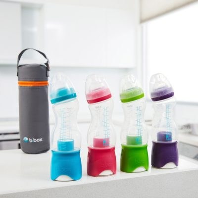b.box - Bottle & Dispenser 0m+ 240ml
