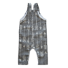 Dungaree & T-shirt Set, Classic Grey Arrows 2 Piece 2