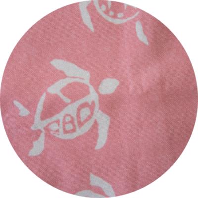 Dungaree & T-shirt Set, Coral Turtles 2 Piece 3