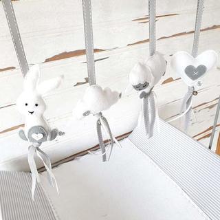 Heartfelt Dingle Dangle Set - Nunu Neutral 2