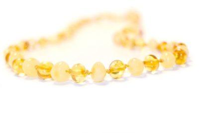 Baltic Amber - Lemon Milky