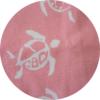 Super Soft Coral Turtles Hooded Towel 3