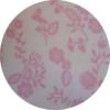 Super Soft Pink Floral Hooded Towel 3