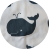 Super Soft Steel Whales Hooded Towel 3