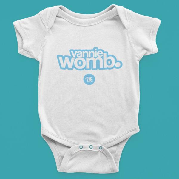 Vannie Kaap - Vannie Womb Blue