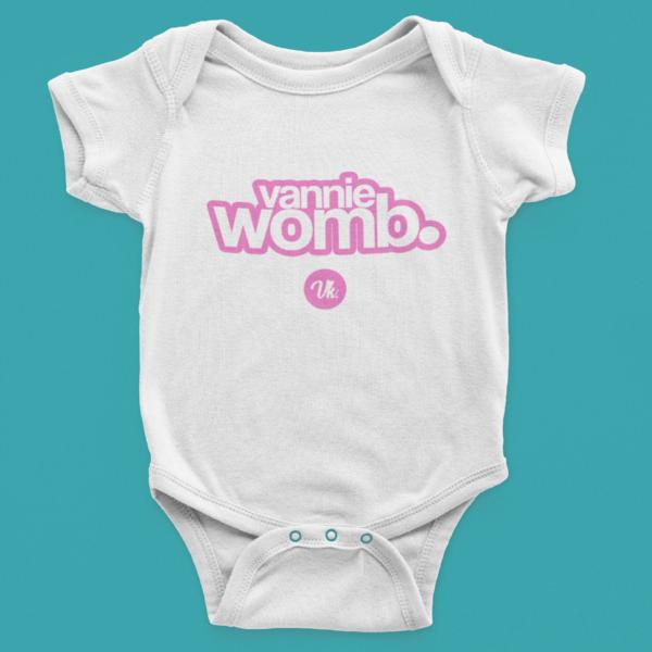 Vannie Kaap - Vannie Womb Pink