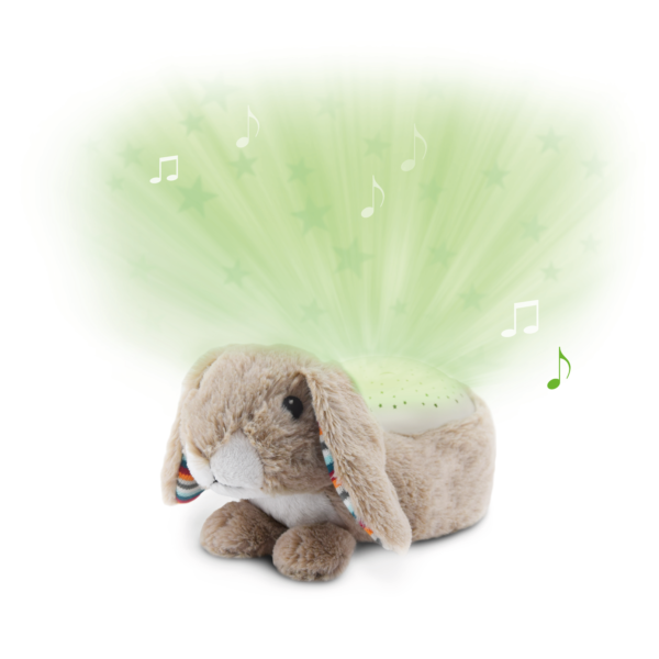 ZAZU - Ruby The Rabbit - Star Projector with Music 1