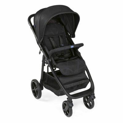 Chicco - Multiride Jet Black - Stroller BABYCH00145-1