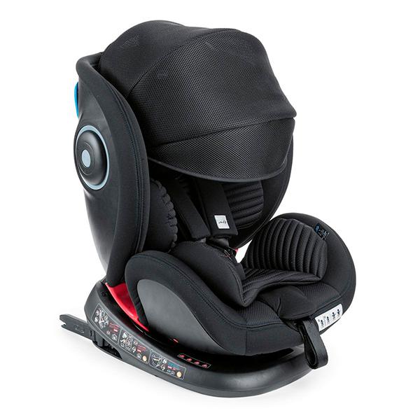 Chicco - Seat4Fix Air (Gr 0/1/2/3) - Black BABYCH00338-1
