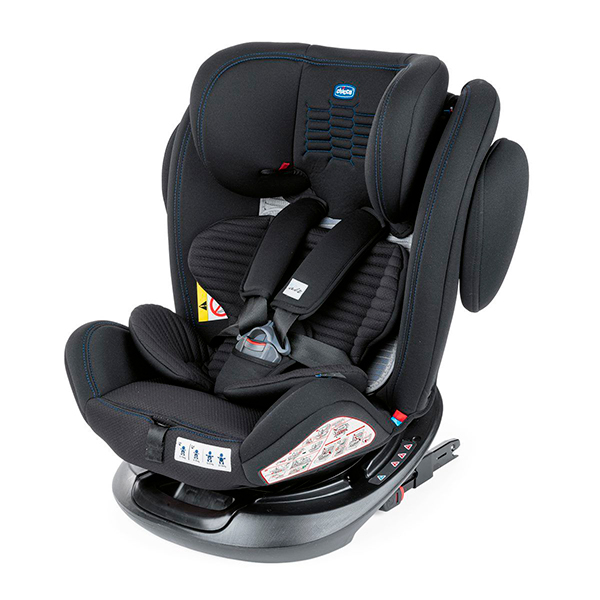 Chicco - Unico Plus Air Car Seat (Gr 0/1/2/3) Indian Ink BABYCH00339-1