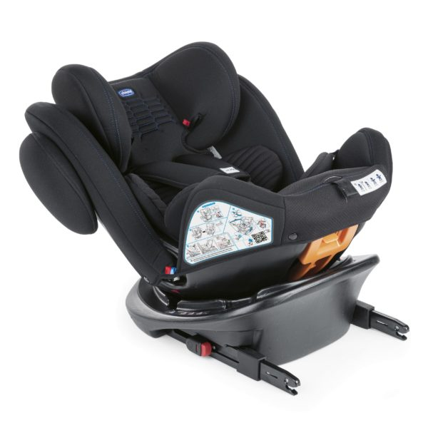 Chicco - Unico Plus Air Car Seat (Gr 0/1/2/3) Indian Ink BABYCH00339-3