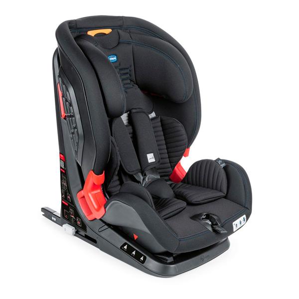 Chicco - Akita Fix Air 123 Car Seat (Black) BABYCH00340