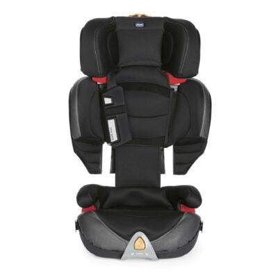 Chicco - Oasys 2-3 Fixplus Evo Car Seat – Jet Black BABYCH00341-2