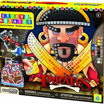 Sticky Mosaics - Pirates