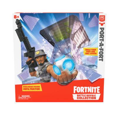 Fortnite Battle Royale Port-A-Fort Set 2