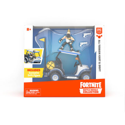 Fortnite Deluxe Figure and Vehicle Pack 1