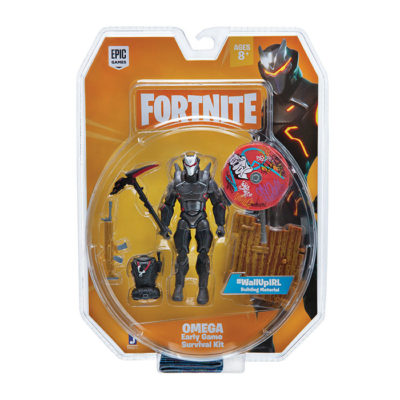 Fortnite Early Game Survival Kit 1 Figure Pack 1