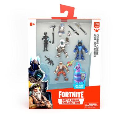Fortnite Figure Squad Pack - W4