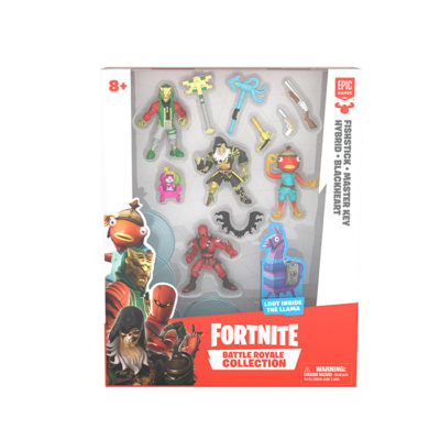 Fortnite Figure Squad Pack - W5